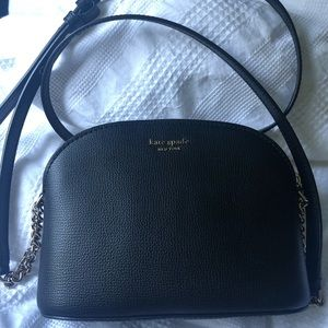 Small dome Kate Spade crossbody purse